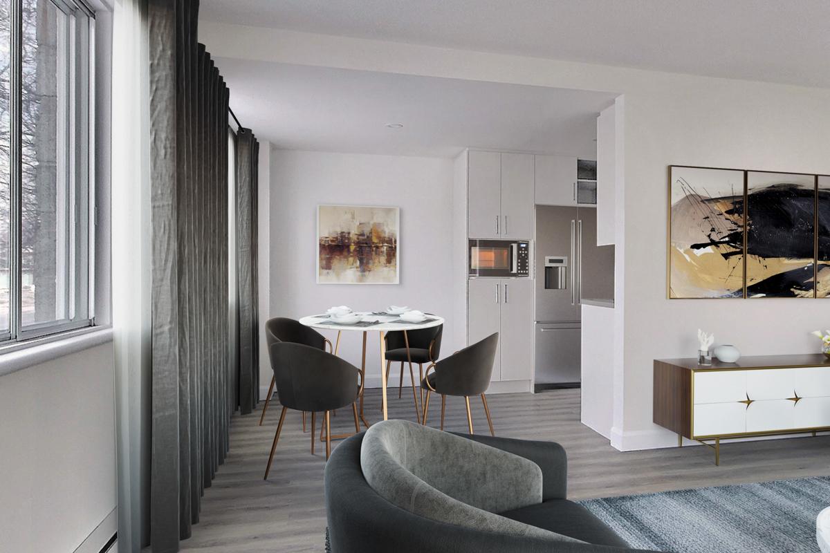 Appartement 1 Chambre a louer dans la Ville de Québec a Complexe Laudance - Photo 10 - PagesDesLocataires – L407139