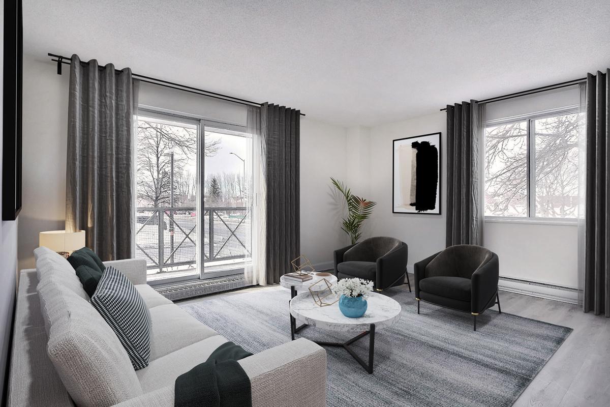 Appartement 1 Chambre a louer dans la Ville de Québec a Complexe Laudance - Photo 09 - PagesDesLocataires – L407139