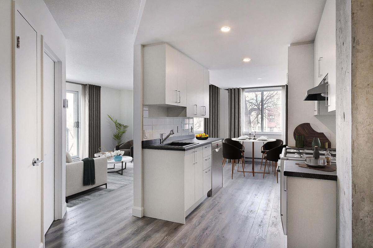 Appartement 1 Chambre a louer dans la Ville de Québec a Complexe Laudance - Photo 11 - PagesDesLocataires – L407139