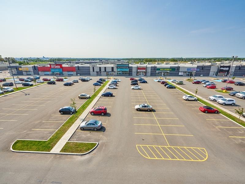 Centre commercial a louer à Neufchâtel Est–Lebourgneuf a Carrefour-Neufchatel - Photo 03 - PagesDesLocataires – L181066