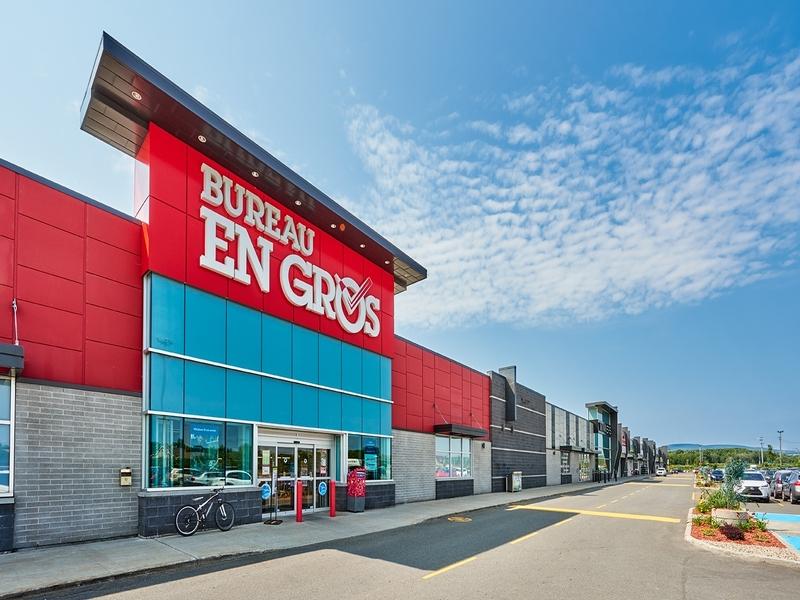 Centre commercial a louer à Neufchâtel Est–Lebourgneuf a Carrefour-Neufchatel - Photo 05 - PagesDesLocataires – L181066