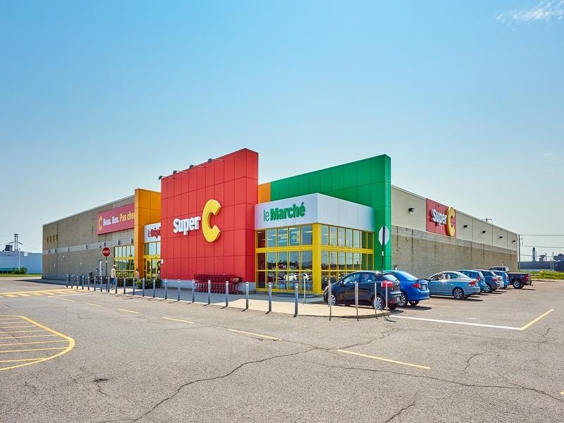Centre commercial a louer à Neufchâtel Est–Lebourgneuf a Carrefour-Neufchatel - Photo 06 - PagesDesLocataires – L181066
