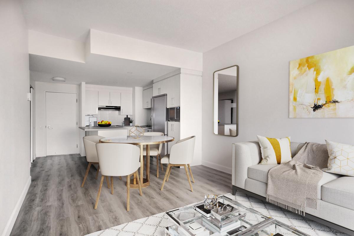 Appartement 1 Chambre a louer dans la Ville de Québec a Complexe Laudance - Photo 16 - PagesDesLocataires – L407138