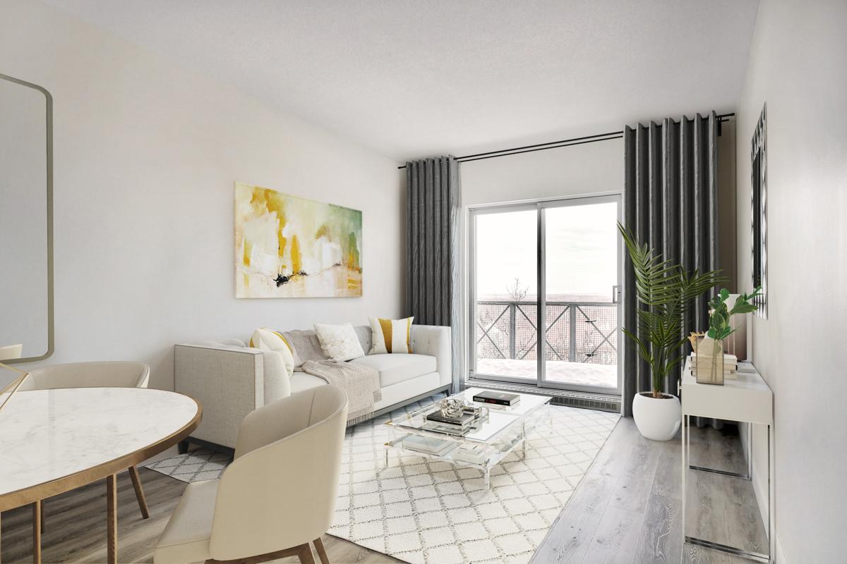 Appartement 1 Chambre a louer dans la Ville de Québec a Complexe Laudance - Photo 15 - PagesDesLocataires – L407138